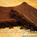 Gluten Free Fudge Brownie Recipe