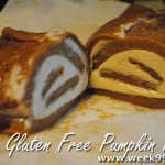 Gluten Free Pumpkin Roll Recipe with ChocoNutCheese Grater Review