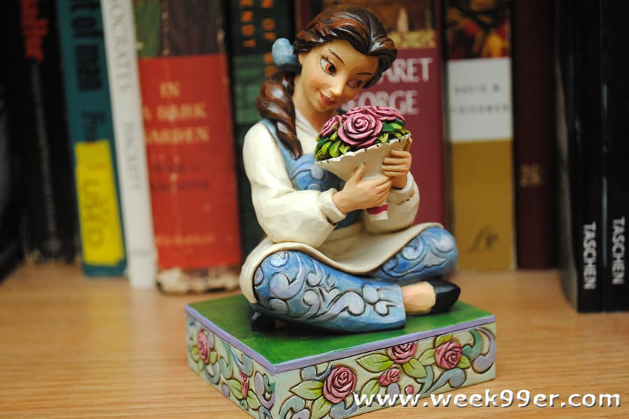 Belle Jim Shore figurine