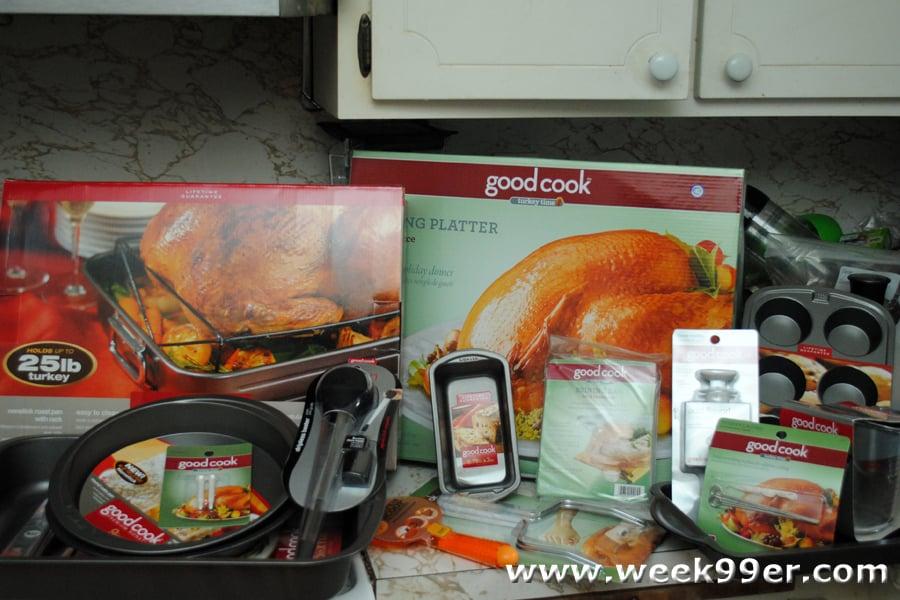 Good Cook Thanksgiving Basket