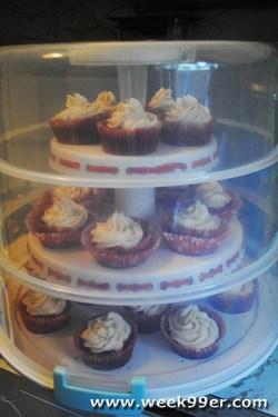 Goodcook Sweet Creations Cupcake Carrier