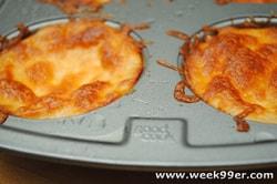 Mashed Potato Medallions