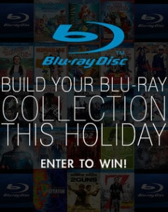 Win a Blu-Ray to Build your Collection! #MovieMagic