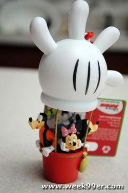 Super Adventures Christmas Mickey