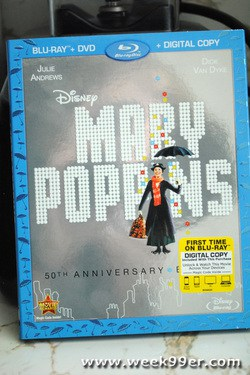 mary poppins 50th anniversary review