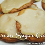 Gluten Free Brown Sugar Cookie Recipe
