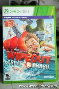 Wipeout Create & Crash For Xbox360 & Kinect!
