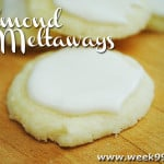 Gluten Free Almond Meltaway Recipe