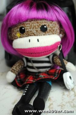 planet sock monkey review