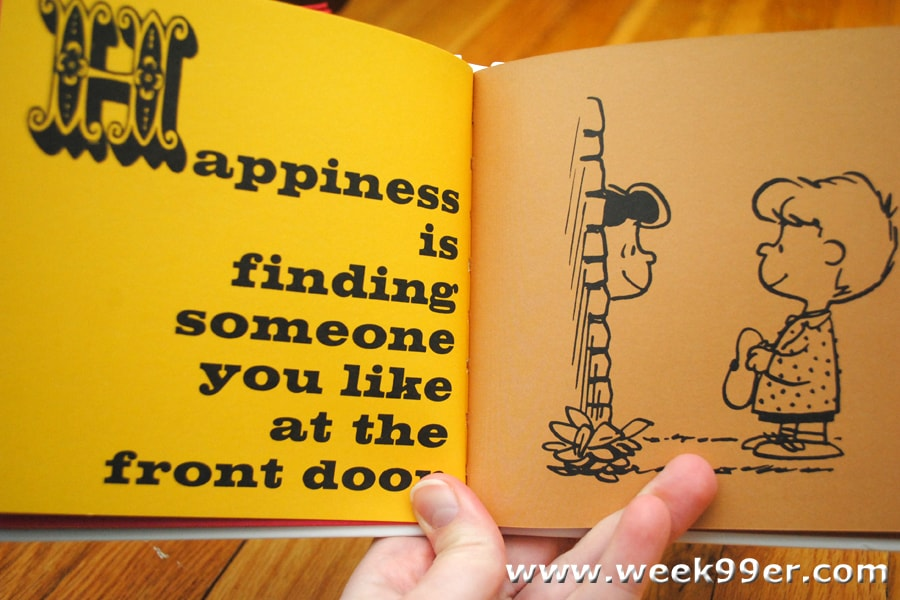 classic peanuts books review