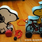 Peanuts Wooden Pull Toys – the Perfect Gift for Little Movers