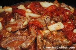 Easy Swiss Steak