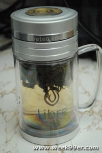 Libre Tea Travel Infuser Mug Review & Giveaway