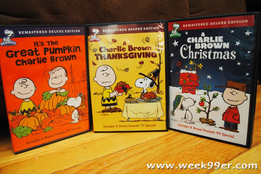 peanuts holiday classics collection