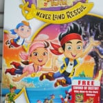 Jake and the Never Land Pirates: Jake's Never Land Rescue Review