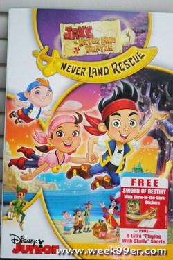 jake and the neverland rescue review