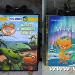 Dinosaur Train Holiday Gift Idea Giveaway!