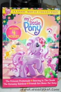 My Little Pony Classic Movie Collection – Review & Giveaway!