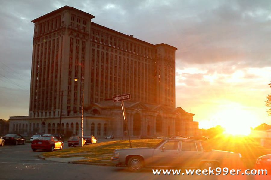 things to see in detroit