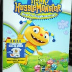 Henry Hugglemonster: Meet the Hugglemonsters Now on DVD!