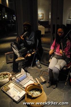 Local Street Musicans