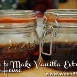 How to Make Vanilla Extract at Home #betteringlass