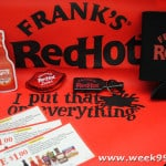 Frank's RedHot Spice Up Your Recipes Giveaway!