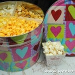 When Your Sweetie Wants More Than Candy Get Them a Heart Deco Tin from The Popcorn Factory