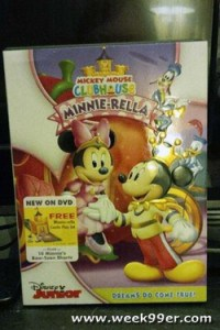 Mickey Mouse Clubhouse: Minnie-Rella Review + Valentine's Giveaway!
