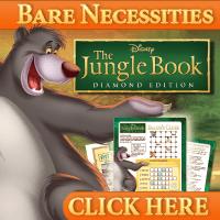 junglebook printable games