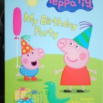 Peppa Pig My Birthday Party Review & Giveaway!