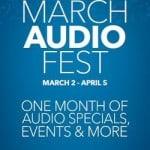 March Audio Fest – Great Deals at Best Buy#AudioFest @BestBuy @BestBuyWOLF