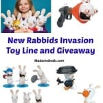 Rabbids Invasion Giveaway! #Rabbidstoys