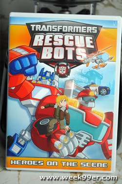 rescue bots review