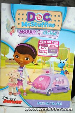 doc mcstuffins mobile vet clinic review