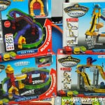 Chuggington New Adventures in Old Town Megabuild StackTrack Review and Giveaway!