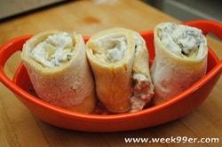 Gluten Free Lasagna Roll-Ups Recipe