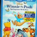 Winnie The Pooh: Spring Time with Roo – Now on Blu-Ray and Digital HD