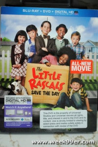 The Little Rascals Save the Day – Now on Blu-Ray and DVD!