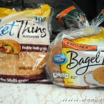 Pocket Thins and Bagel Thins Make Meals Easy! Review & Giveaway