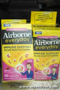 Boost Your Immune System with Airborne Everyday