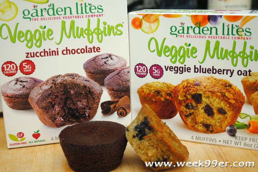 Garden lites veggie muffins so good you wont know they - Garden lites blueberry oat muffins ...