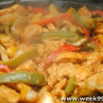 Chicken Fajita Recipe with Homemade Fajita Seasoning Mix!