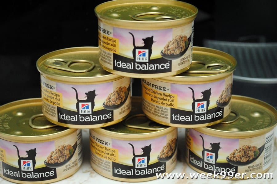 Hills Ideal Balance Grain Free Cat Food Online At Mr Chewy