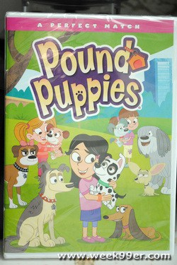 pound puppies movie review