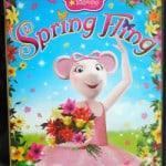 Celebrate Spring with Angelina Ballerina Spring Fling!