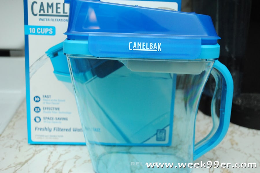 camelbak pitcher review
