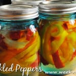 Pickled Peppers Canning Recipe