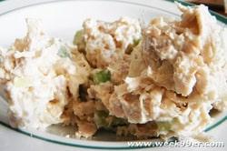 leftover Chicken salad recipe