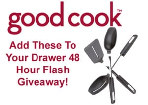 Build Your Own Drawer – Add these to Your Drawer Flash Giveaway! #‎goodcookkitchenexprt‬  #‎KitchenDrawerContest